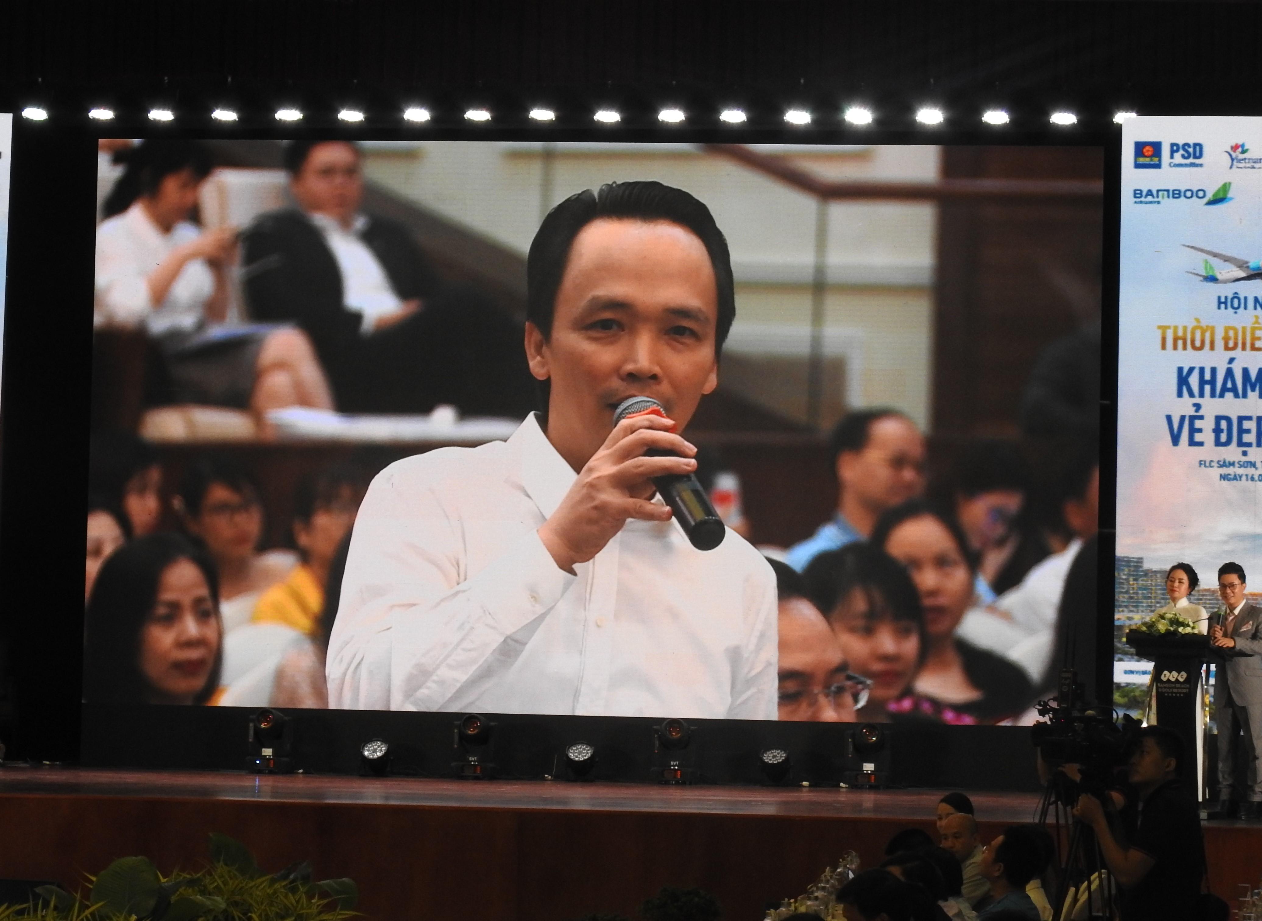FLC chốt quyền dự đại hội cổ đông - Ảnh 1.