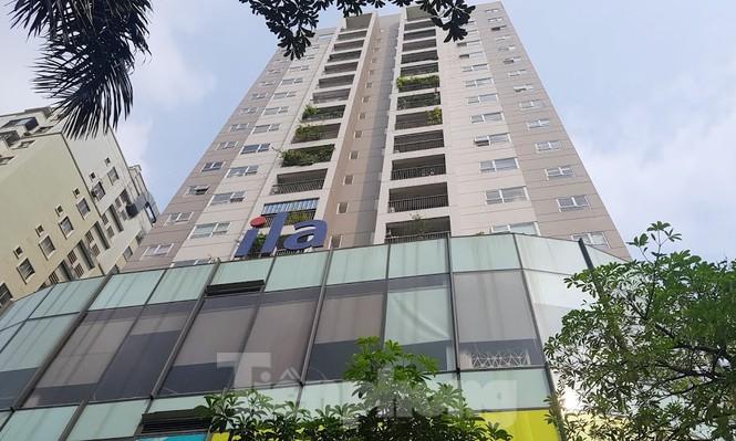 Cận cảnh khu đất công làm bãi xe 'biến hình' thành cao ốc ở Hà Nội - Ảnh 8.