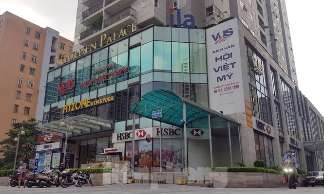 Cận cảnh khu đất công làm bãi xe 'biến hình' thành cao ốc ở Hà Nội - Ảnh 7.