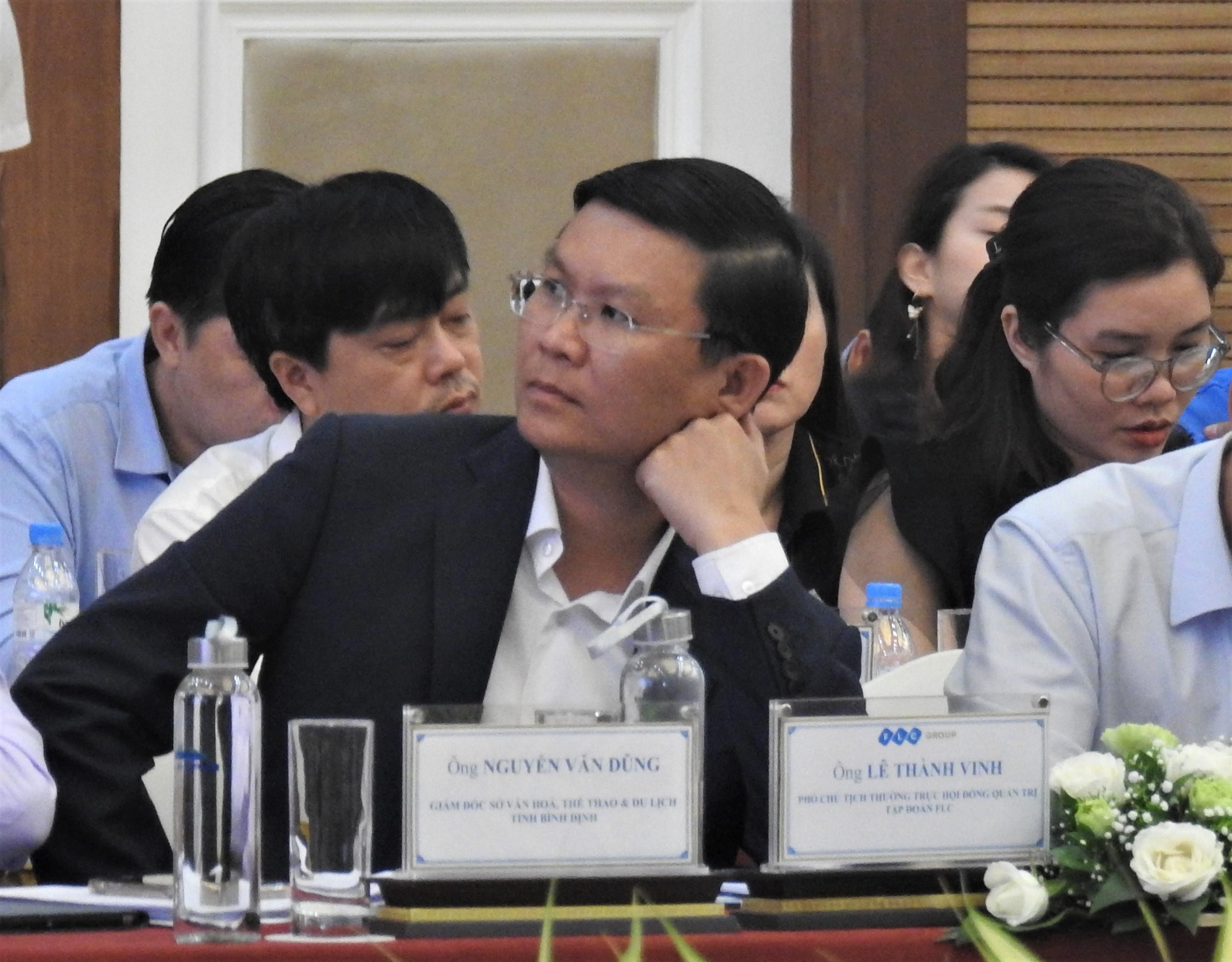 Ông Lê Thành Vinh từ nhiệm Phó Chủ tịch Tập đoàn FLC - Ảnh 1.
