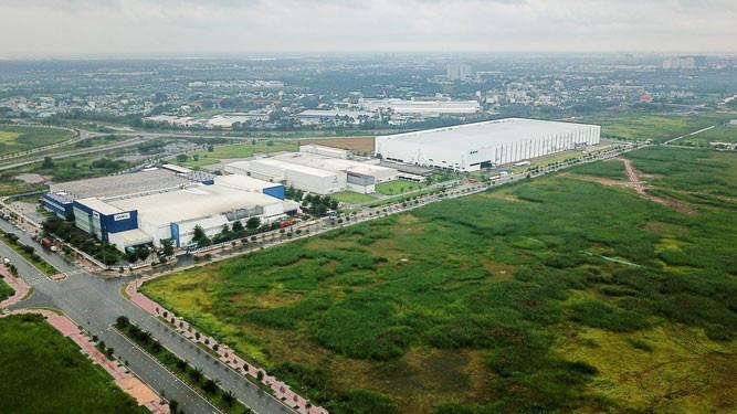 Nhu cầu thuê nhà xưởng xây sẵn tăng đột biến trong dịch Covid-19 - Ảnh 1.