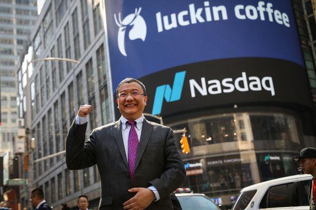 Từ khách hàng lí tưởng, người sáng lập chuỗi cà phê Luckin Coffee trở thành cơn ác mộng của Credit Suisse - Ảnh 2.