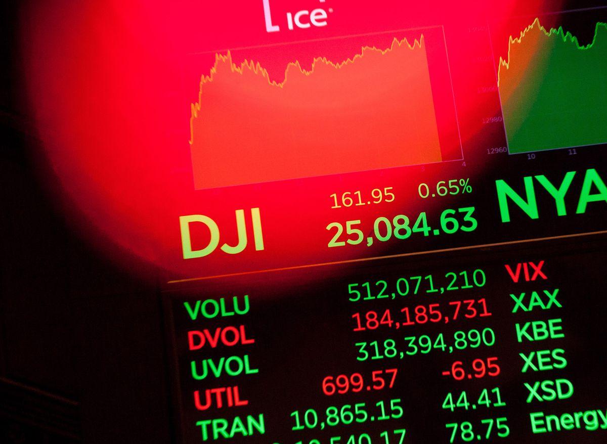 Chỉ số 124 năm tuổi: Dow Jones đã già nhưng vẫn còn dẻo dai - Ảnh 1.
