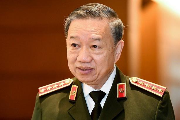 Bộ trưởng Tô Lâm: Làm mọi cách để bắt ông chủ Nhật Cường - Ảnh 1.