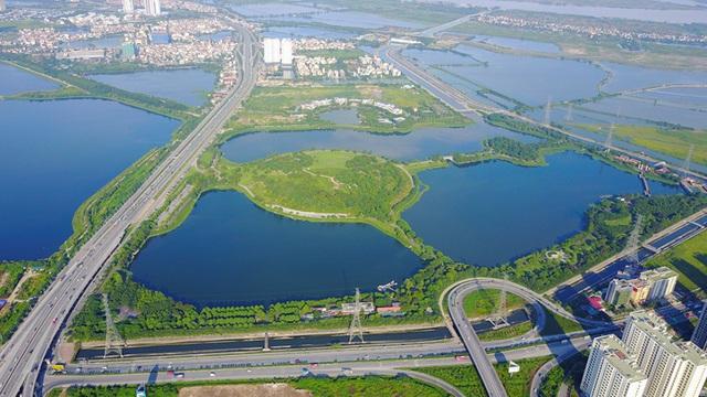 Hà Nội sắp có KĐT và khu công viên Yên Sở rộng hơn 191 ha - Ảnh 1.