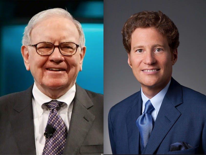 Thương vụ bất thường của Warren Buffett giúp một người đàn ông trở thành tỉ phú - Ảnh 1.