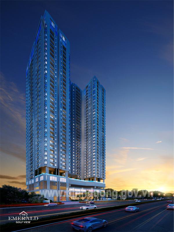 Bình Dương sắp có dự án cao 40 tầng của chủ đầu tư chuyên về nhà ở thu nhập thấp - Ảnh 1.
