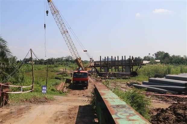 Nhiều khuất tất tại một dự án BOT nối với cao tốc TP HCM - Trung Lương - Ảnh 1.