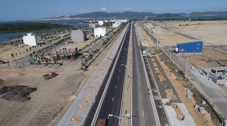 Bình Định tìm chủ cho hai dự án KĐT gần 6.000 tỉ đồng - Ảnh 1.