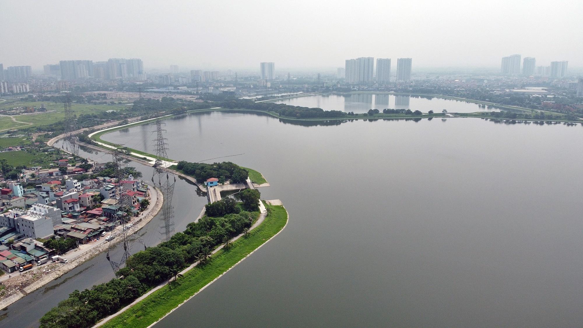 Toàn cảnh nơi xây dựng Khu đô thị ven hồ Yên Sở hơn 190ha - Ảnh 13.