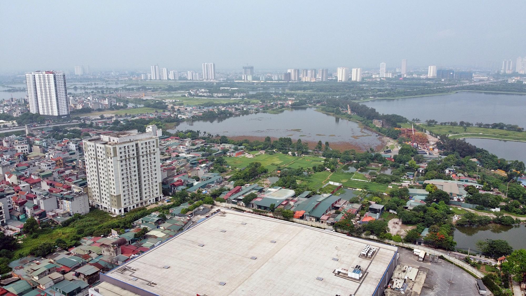 Toàn cảnh nơi xây dựng Khu đô thị ven hồ Yên Sở hơn 190ha - Ảnh 3.