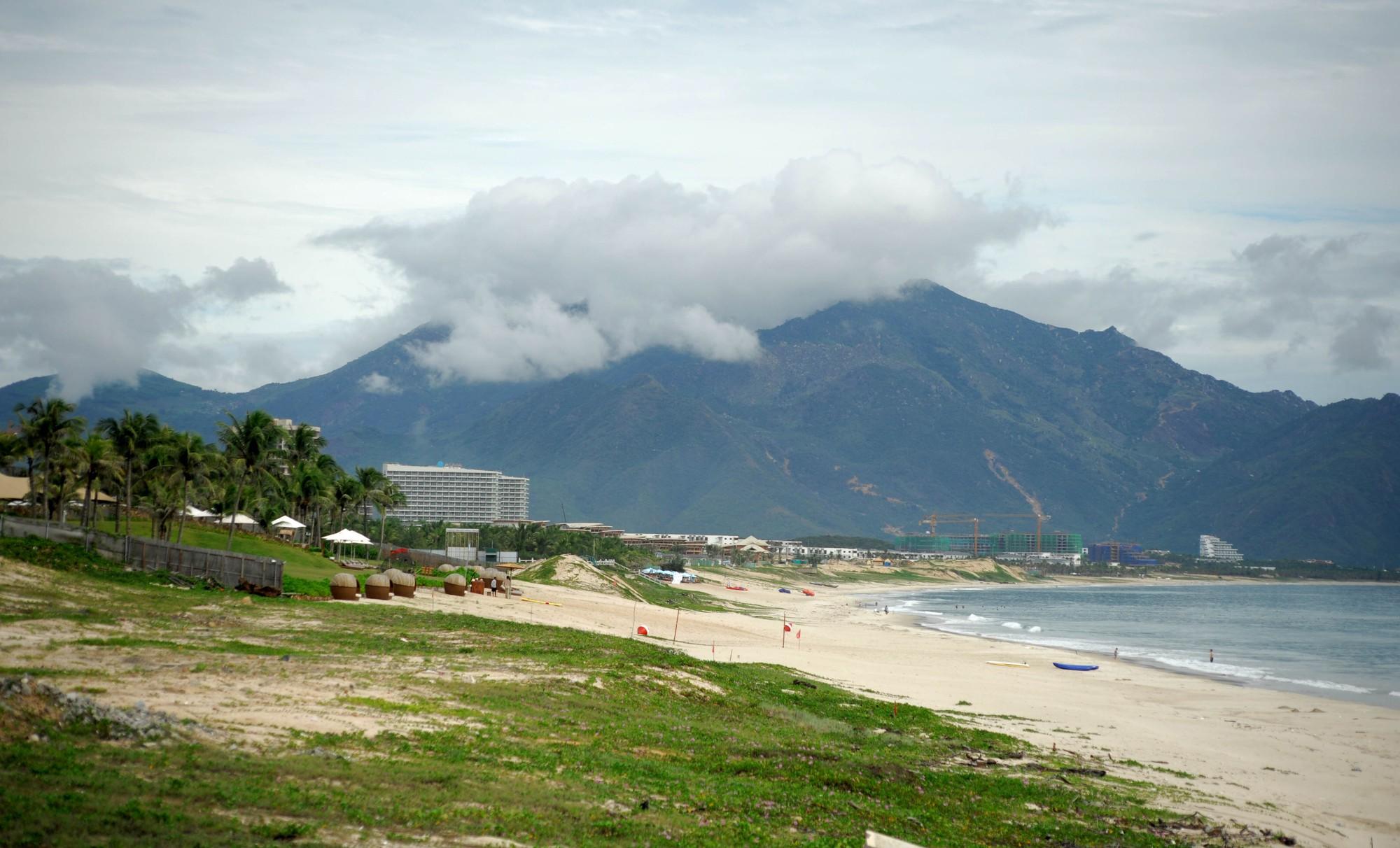 KDL Bắc Bán đảo Cam Ranh: Nhiều dự án chậm tiến độ, vượt quá qui hoạch và vướng đất ở không hình thành đơn vị ở - Ảnh 3.