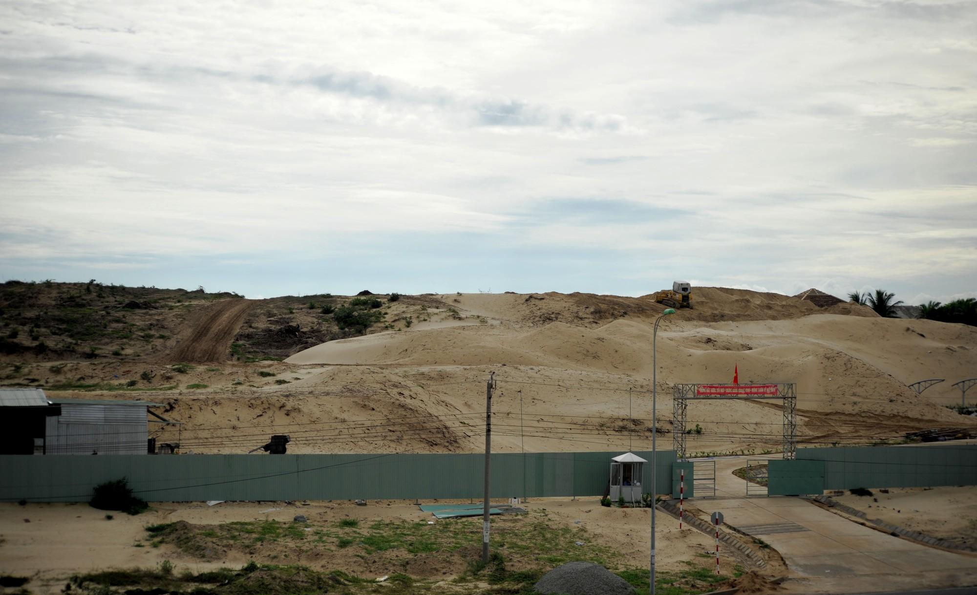 KDL Bắc Bán đảo Cam Ranh: Nhiều dự án chậm tiến độ, vượt quá qui hoạch và vướng đất ở không hình thành đơn vị ở - Ảnh 1.