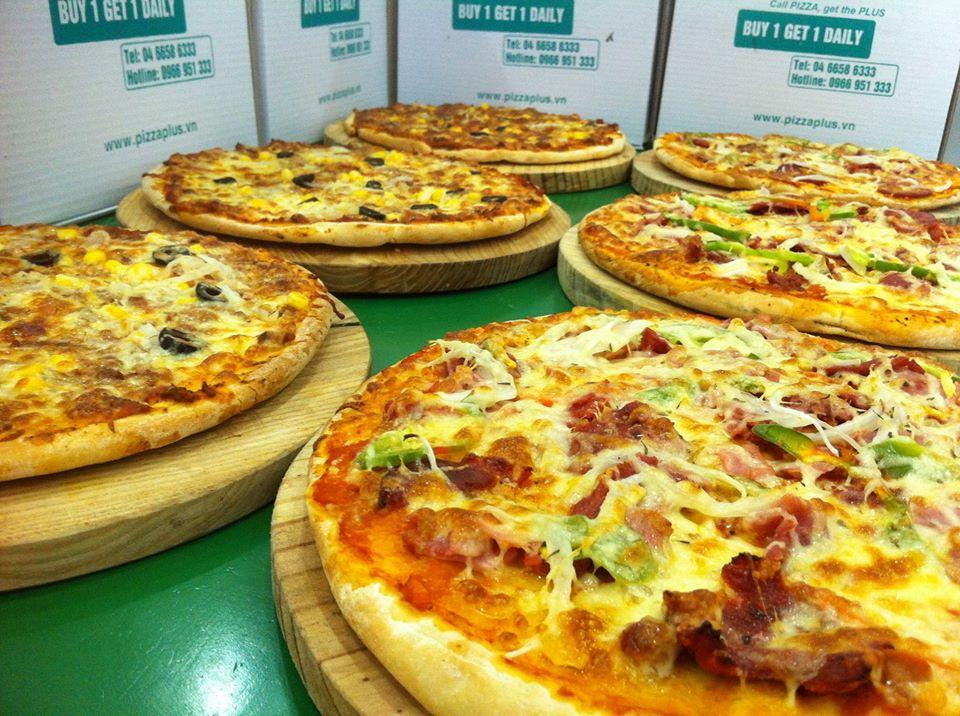 Chiến lược chia sẻ mặt bằng, mô hình tinh gọn của chuỗi quán pizza ở Hà Nội từng lên báo Tây - Ảnh 1.