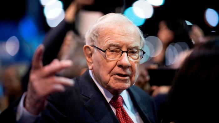 Berkshire Hathaway của huyền thoại Warren Buffett cũng lỗ 50 tỉ USD trong quí I vì thị trường chứng khoán lao dốc - Ảnh 1.