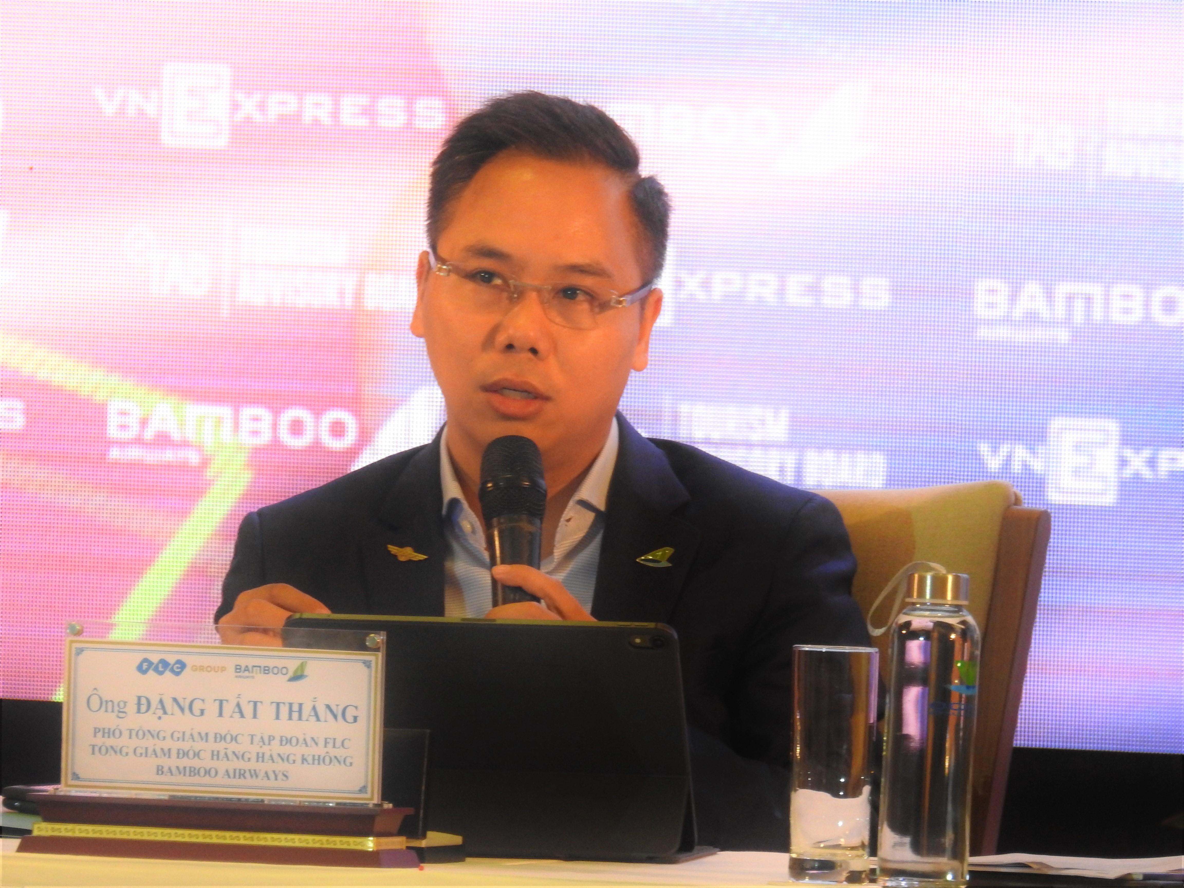 Bamboo Airways: Một nửa đội bay chưa cất cánh sau dịch, tính kế đẩy mạnh bay chở hàng - Ảnh 3.