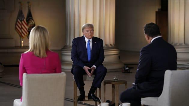 Tổng thống Trump: Trung Quốc đã phạm sai lầm khủng khiếp và cố tìm cách bưng bít đại dịch - Ảnh 1.
