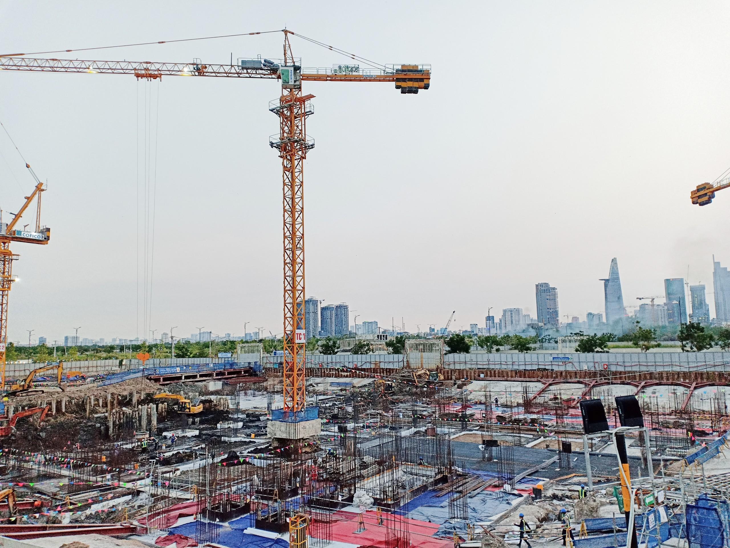 Lợi nhuận quí I/2020 của CII đột biến nhờ hạch toán giá trị chuyển nhượng 80% vốn tại Thủ Thiêm River Park - Ảnh 3.