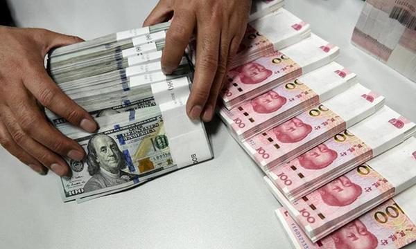 Trung Quốc thử nghiệm tiền Nhân dân tệ điện tử - Ảnh 1.