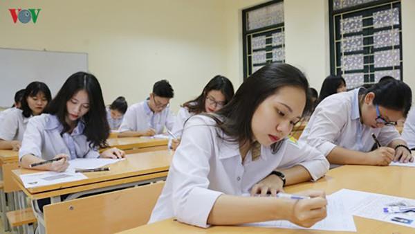 Bộ GDĐT chốt thời gian thi tốt nghiệp THPT trong 2 ngày - Ảnh 1.