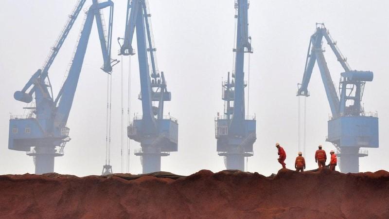 Xuất khẩu quặng sắt của Australia đạt mức kỉ lục 10,6 tỉ AUD - Ảnh 1.