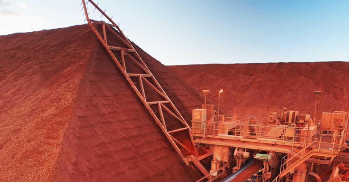 Giá thép xây dựng hôm nay (9/5): Nhập khẩu quặng sắt trong tháng 4 tăng đáng kể nhờ nhu cầu cao - Ảnh 1.
