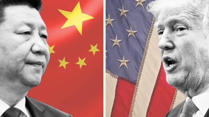 Doanh nghiệp quốc phòng liên quan đến quân đội Trung Quốc bị kéo vào cuộc đụng độ của hai siêu cường - Ảnh 1.