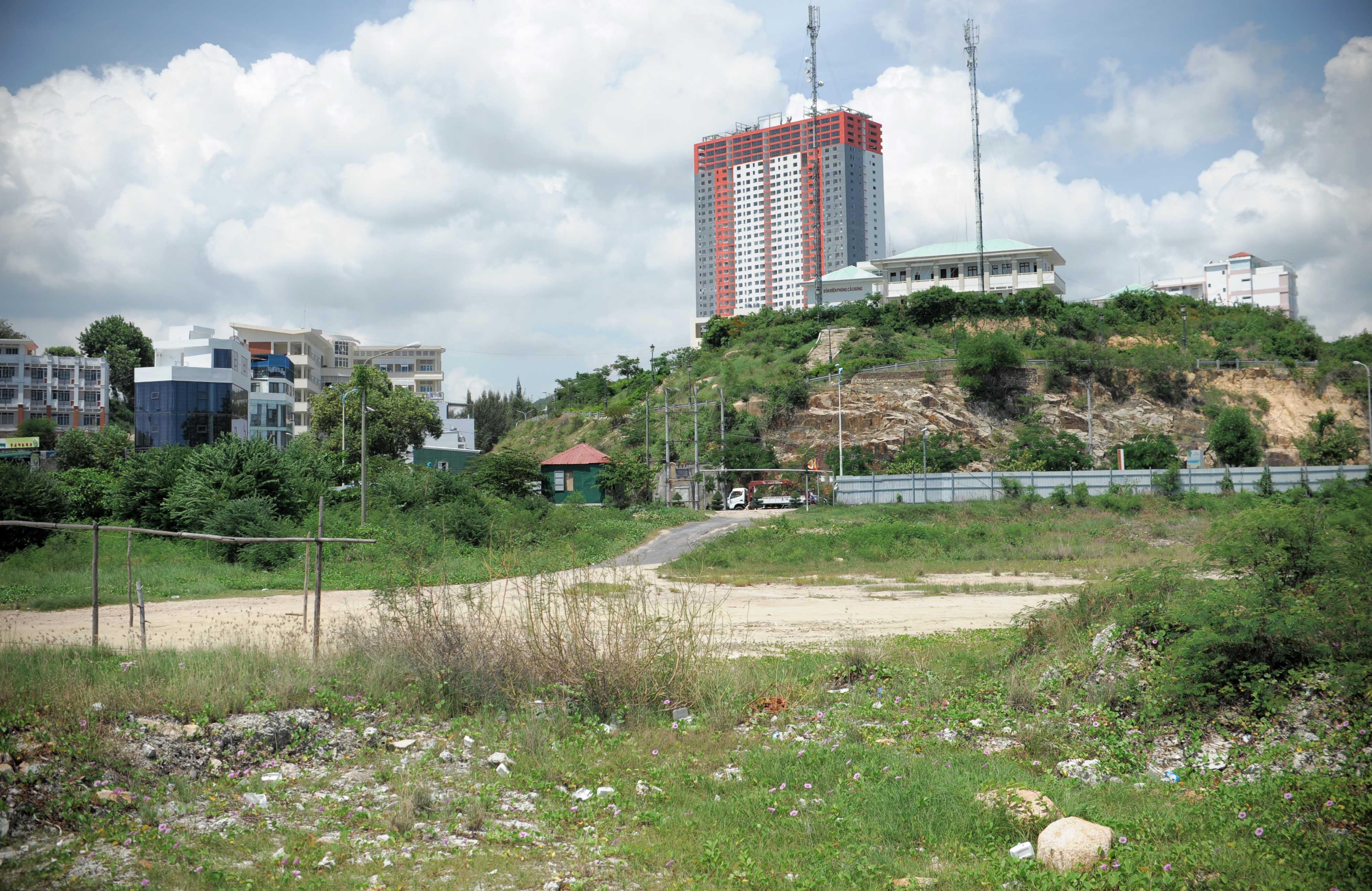 Nha Trang sẽ cưỡng chế thu hồi đất tại Dự án Công viên văn hóa, giải trí, thể thao Nha Trang Sao - Ảnh 3.