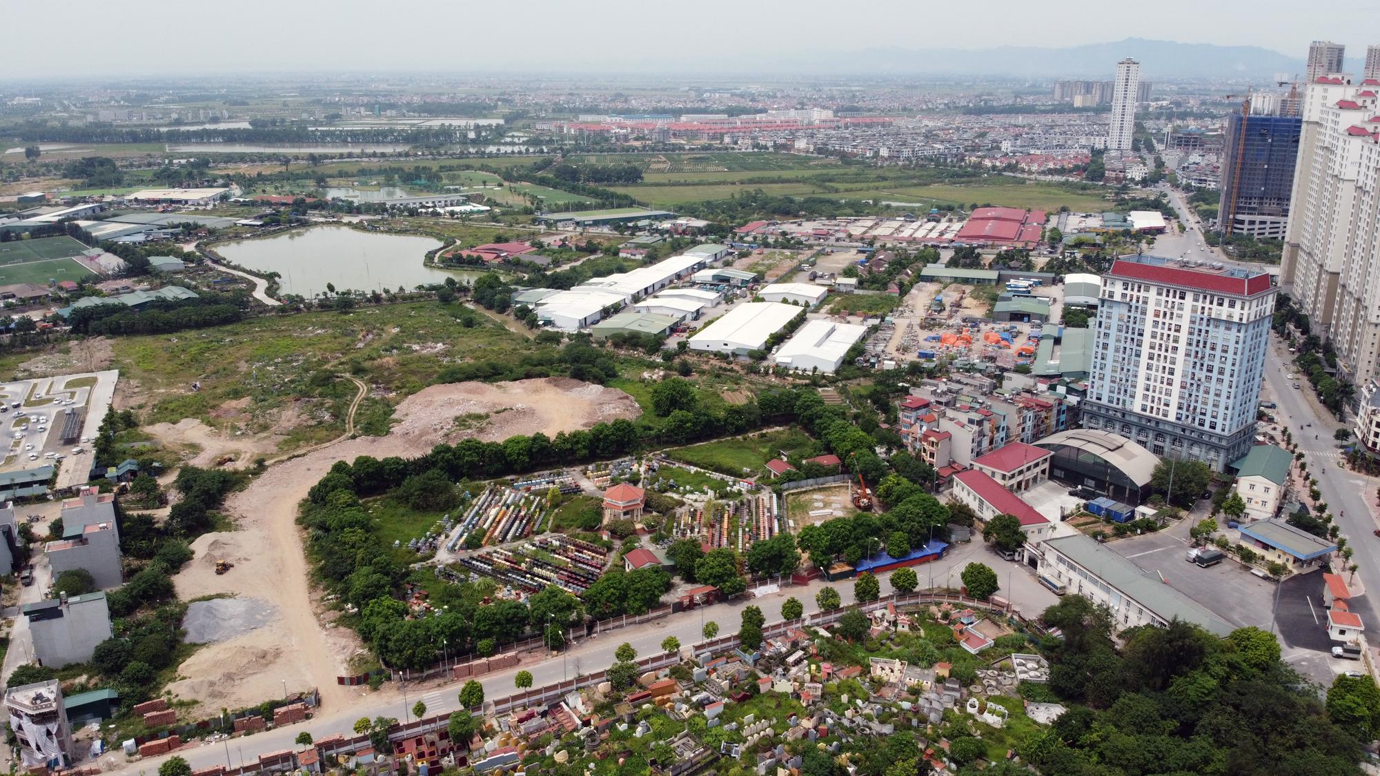 Những mảnh đất sẽ được đào hồ lớn ở quận Hà Đông - Ảnh 2.