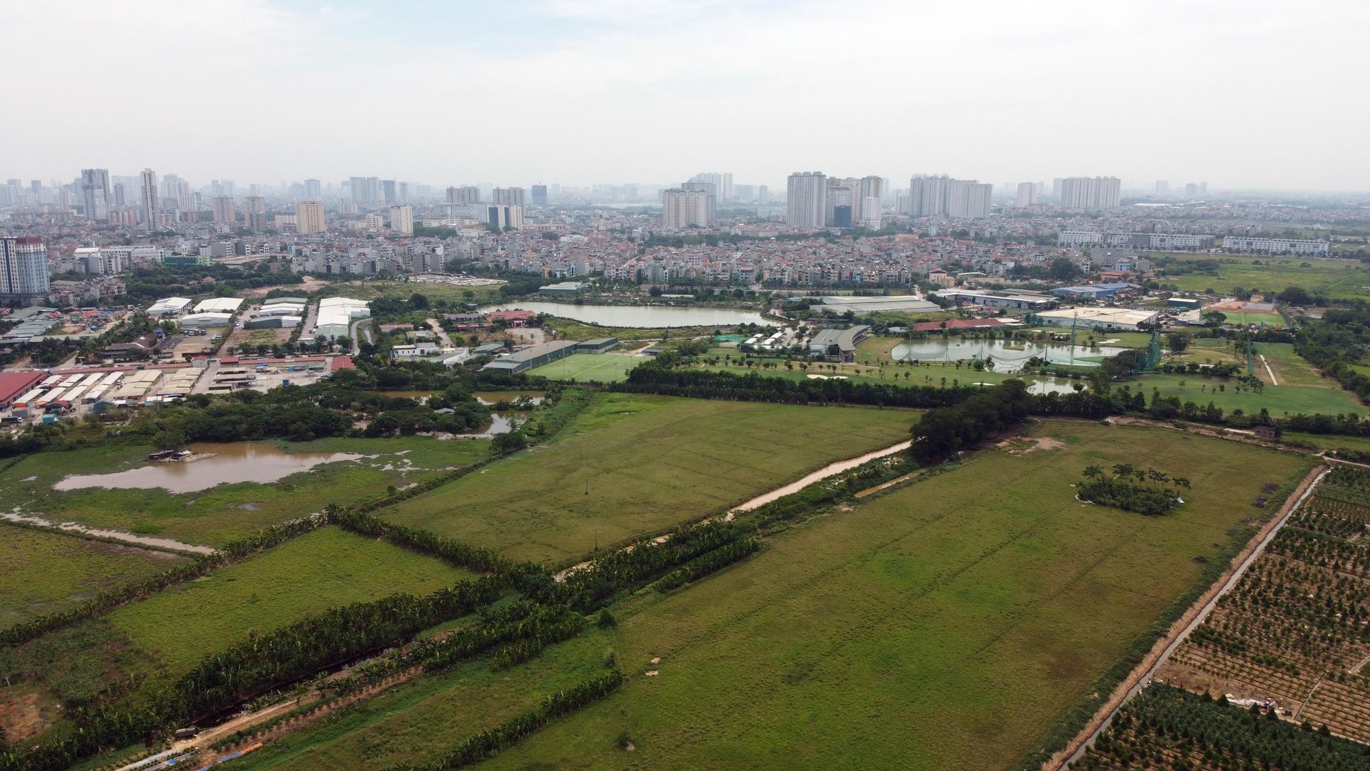 Những mảnh đất sẽ được đào hồ lớn ở quận Hà Đông - Ảnh 7.