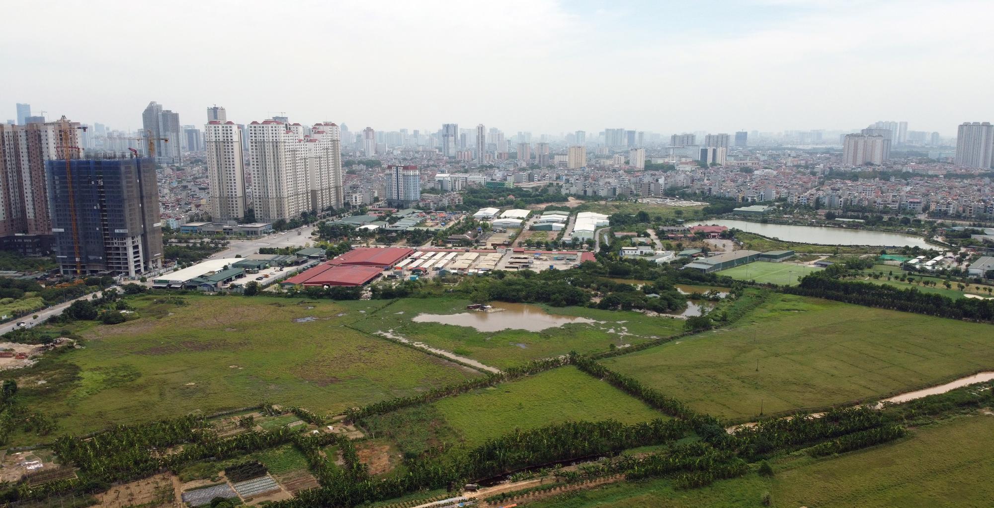 Những dự án chung cư gần các khu đất sẽ đào hồ lớn ở quận Hà Đông - Ảnh 7.