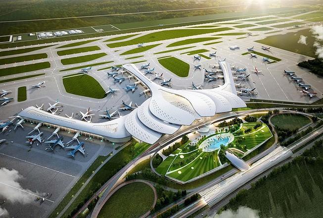 Nghiên cứu kho và tuyến ống dẫn nhiên liệu phục vụ Sân bay Long Thành - Ảnh 1.