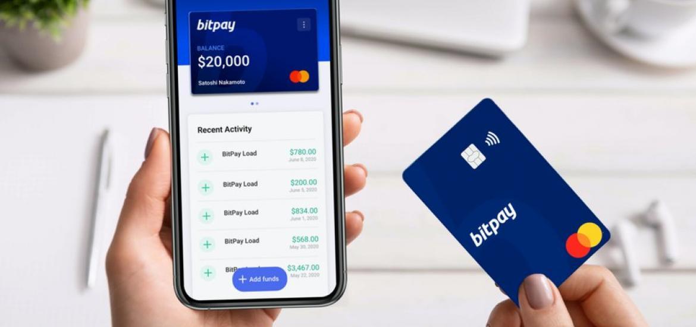 BitPay ra mắt thẻ BitPay thanh toán hợp tác cùng Mastercard (nguồn: the Block)
