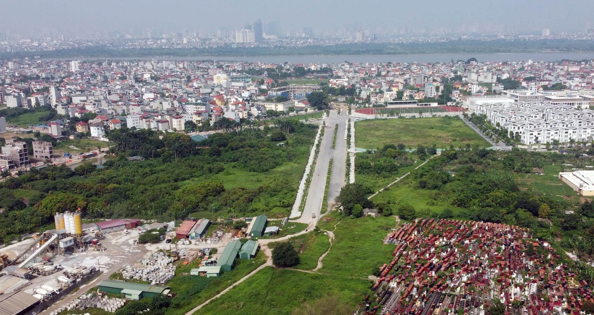 đường sẽ mở theo qui hoạch ở phường Ngọc Thụy, Long Biên, Hà Nội - Ảnh 3.