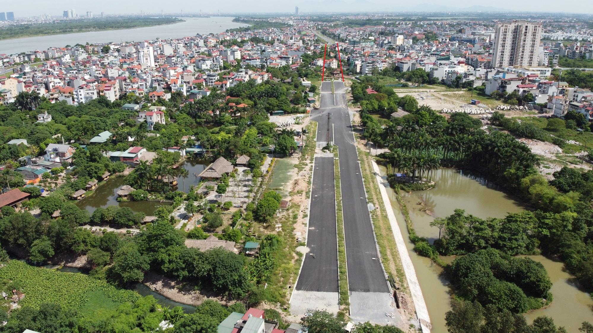 đường sẽ mở theo qui hoạch ở phường Ngọc Thụy, Long Biên, Hà Nội - Ảnh 8.