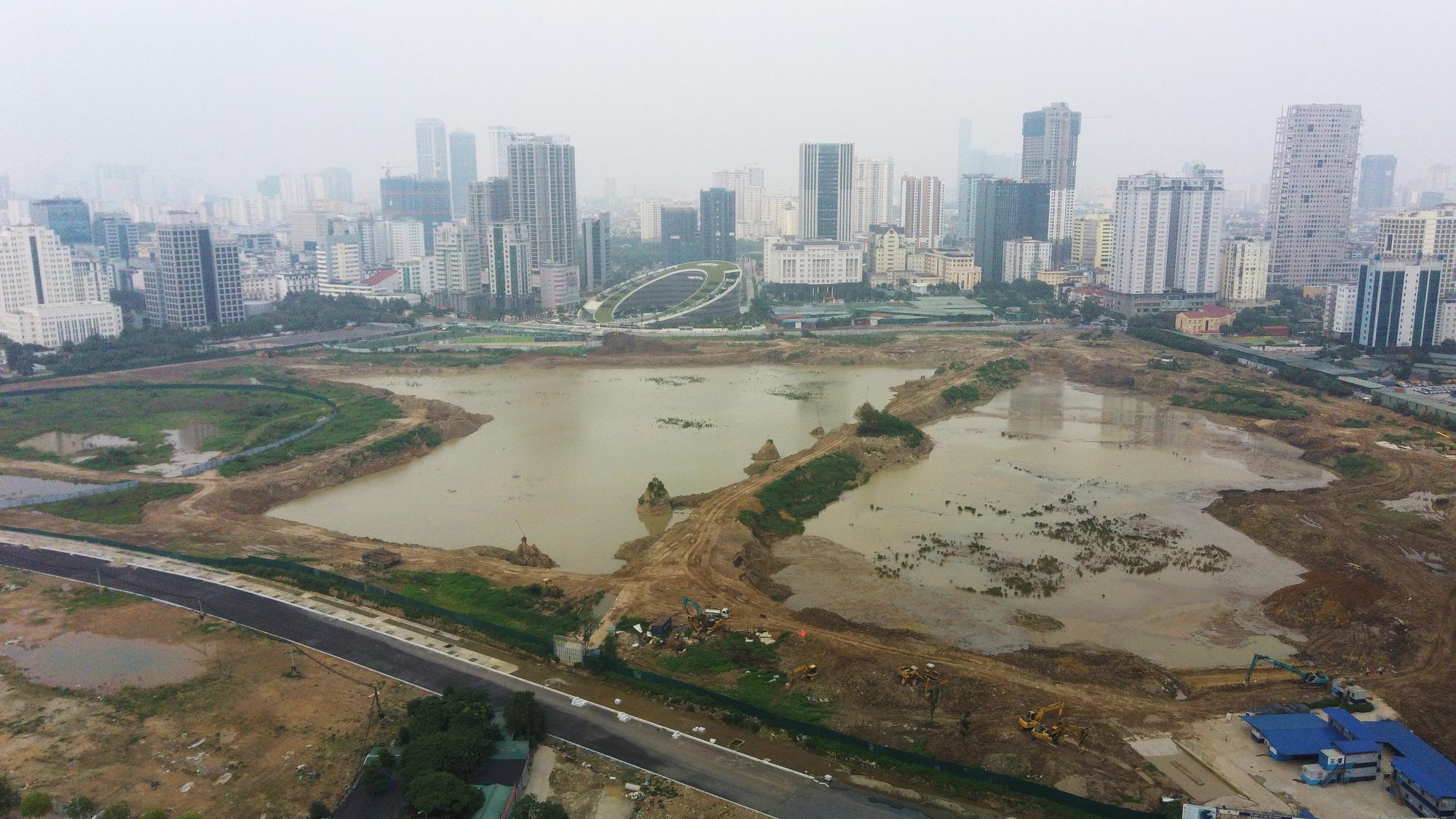 4 mảnh đất sẽ được đào hồ lớn ở quận Nam Từ Liêm - Ảnh 10.