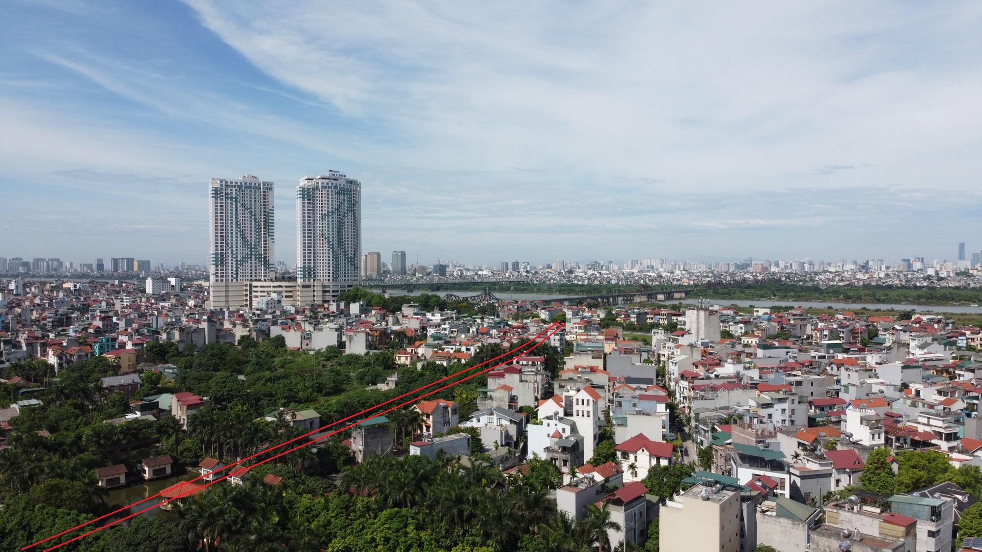 4 đường sẽ mở theo qui hoạch ở phường Ngọc Thụy, Long Biên, Hà Nội - Ảnh 13.