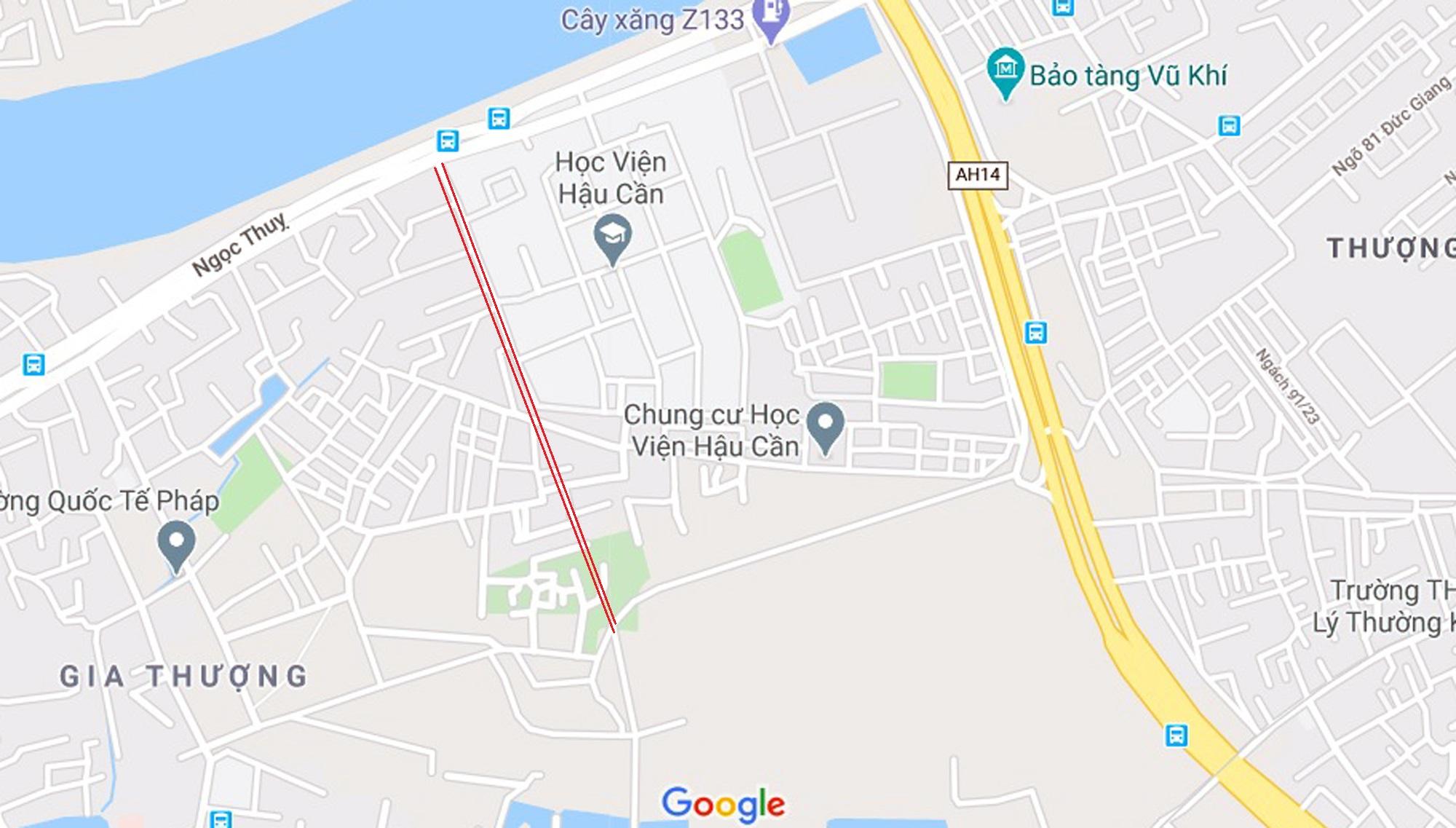 4 đường sẽ mở theo qui hoạch ở phường Ngọc Thụy, Long Biên, Hà Nội - Ảnh 14.