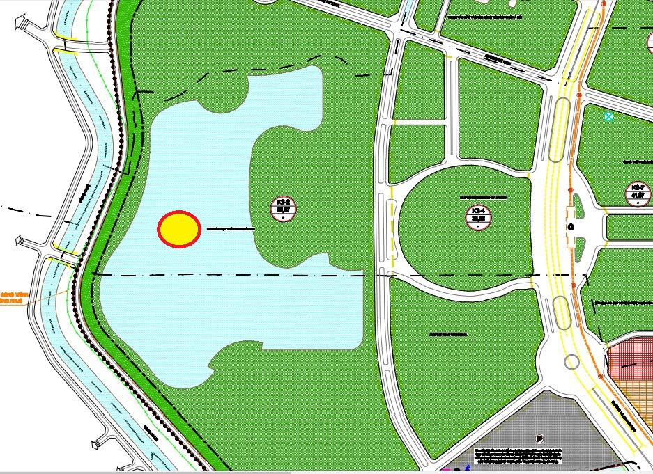 4 mảnh đất đang và sẽ được đào hồ lớn ở quận Nam Từ Liêm - Ảnh 1.