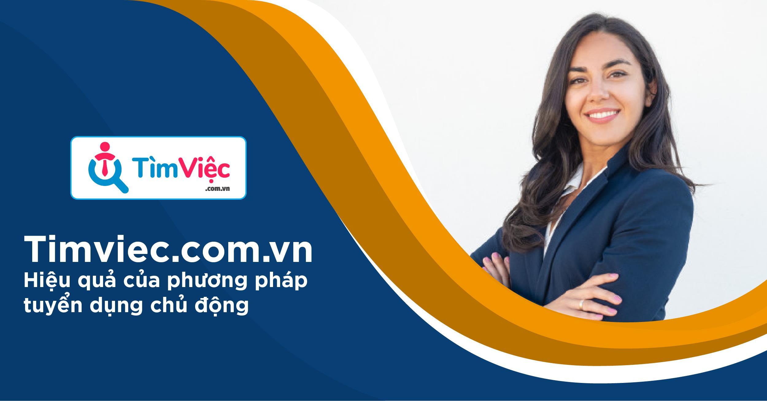 Timviec.com.vn giúp các doanh nghiệp có nguồn ứng viên chất lượng - Ảnh 2.