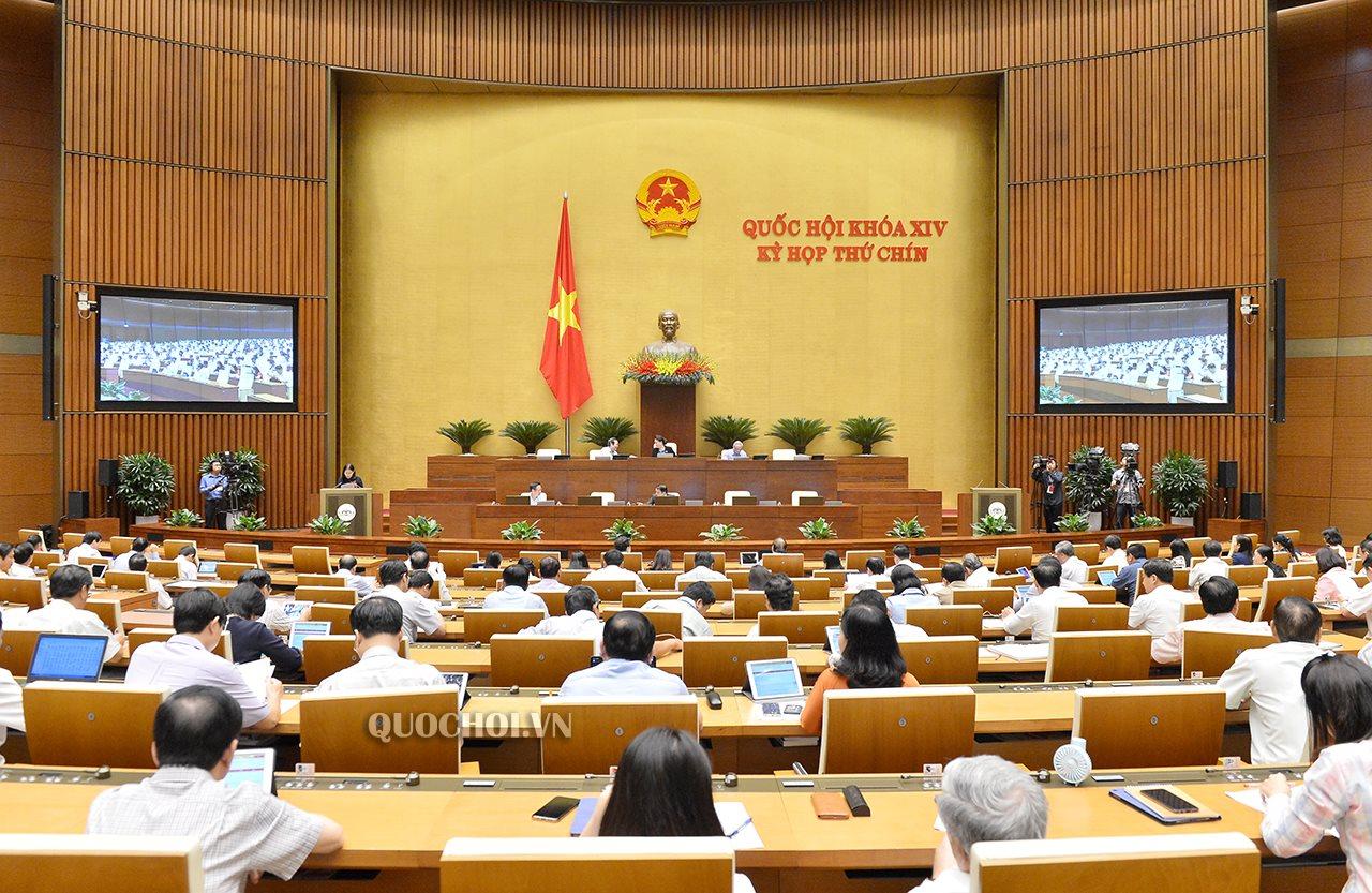 Quốc hội thông qua Luật Đầu tư theo phương thức đối tác công tư (PPP) - Ảnh 1.