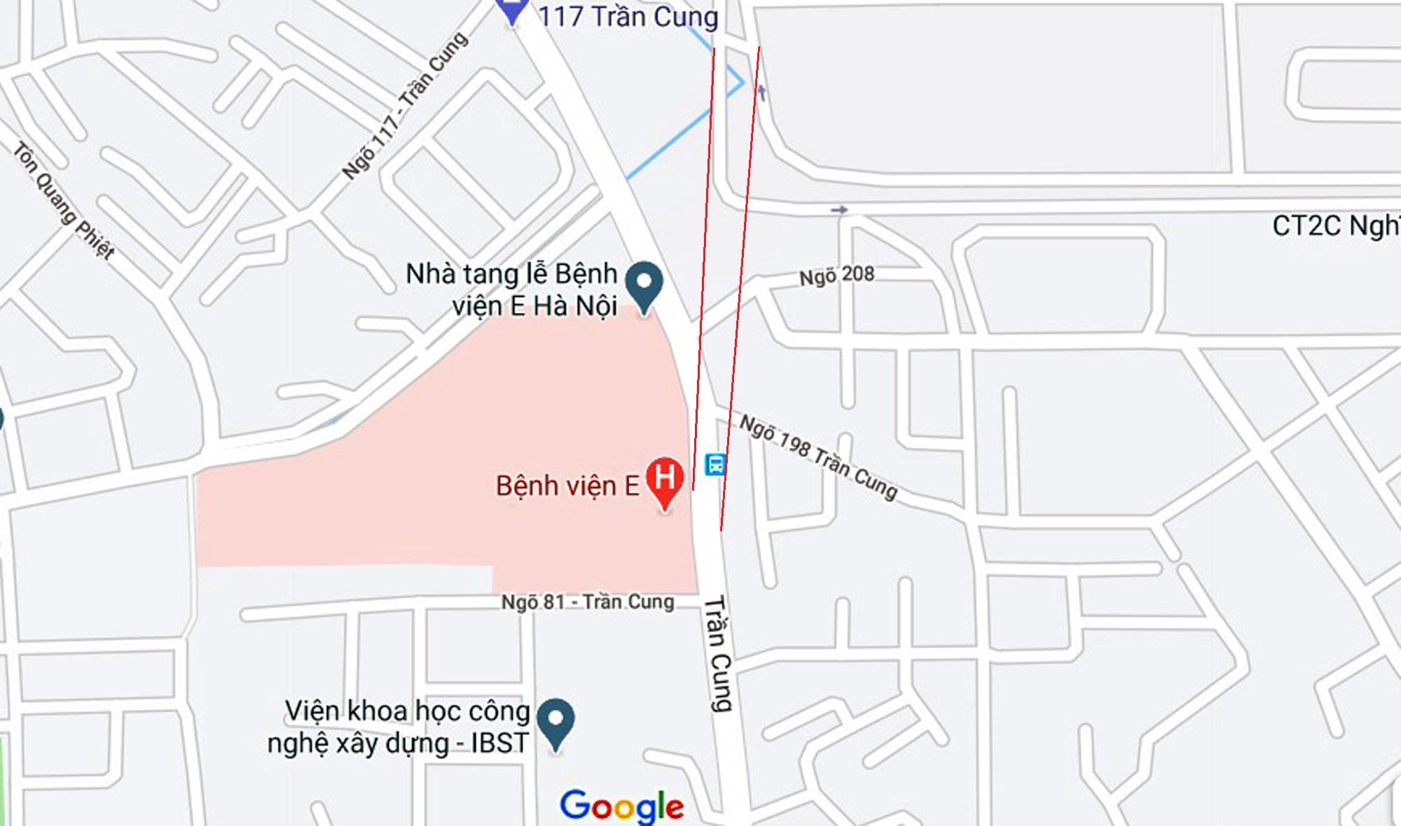 4 đường sẽ mở theo qui hoạch ở phường Cổ Nhuế 1, Bắc Từ Liêm, Hà Nội - Ảnh 6.