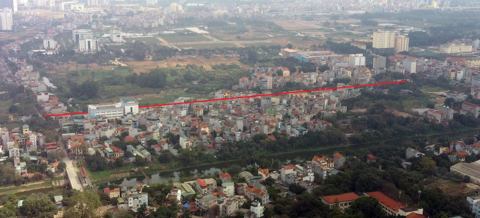 4 đường sẽ mở theo qui hoạch ở phường Đức Thắng, Bắc Từ Liêm, Hà Nội - Ảnh 9.