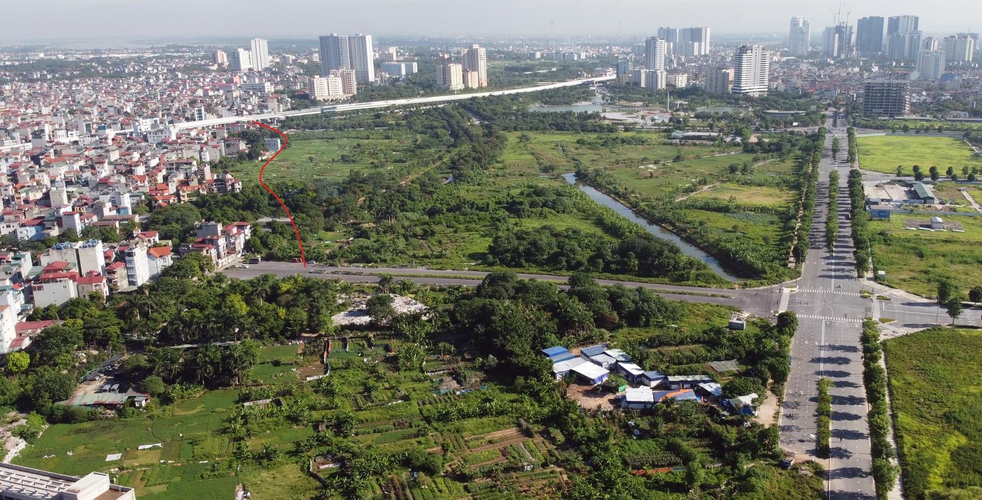 4 đường sẽ mở theo qui hoạch ở phường Cổ Nhuế 1, Bắc Từ Liêm, Hà Nội - Ảnh 14.