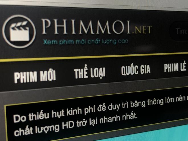 Website phim lậu lớn nhất Việt Nam chính thức bị chặn, thời của xem chùa đã hết? - Ảnh 1.