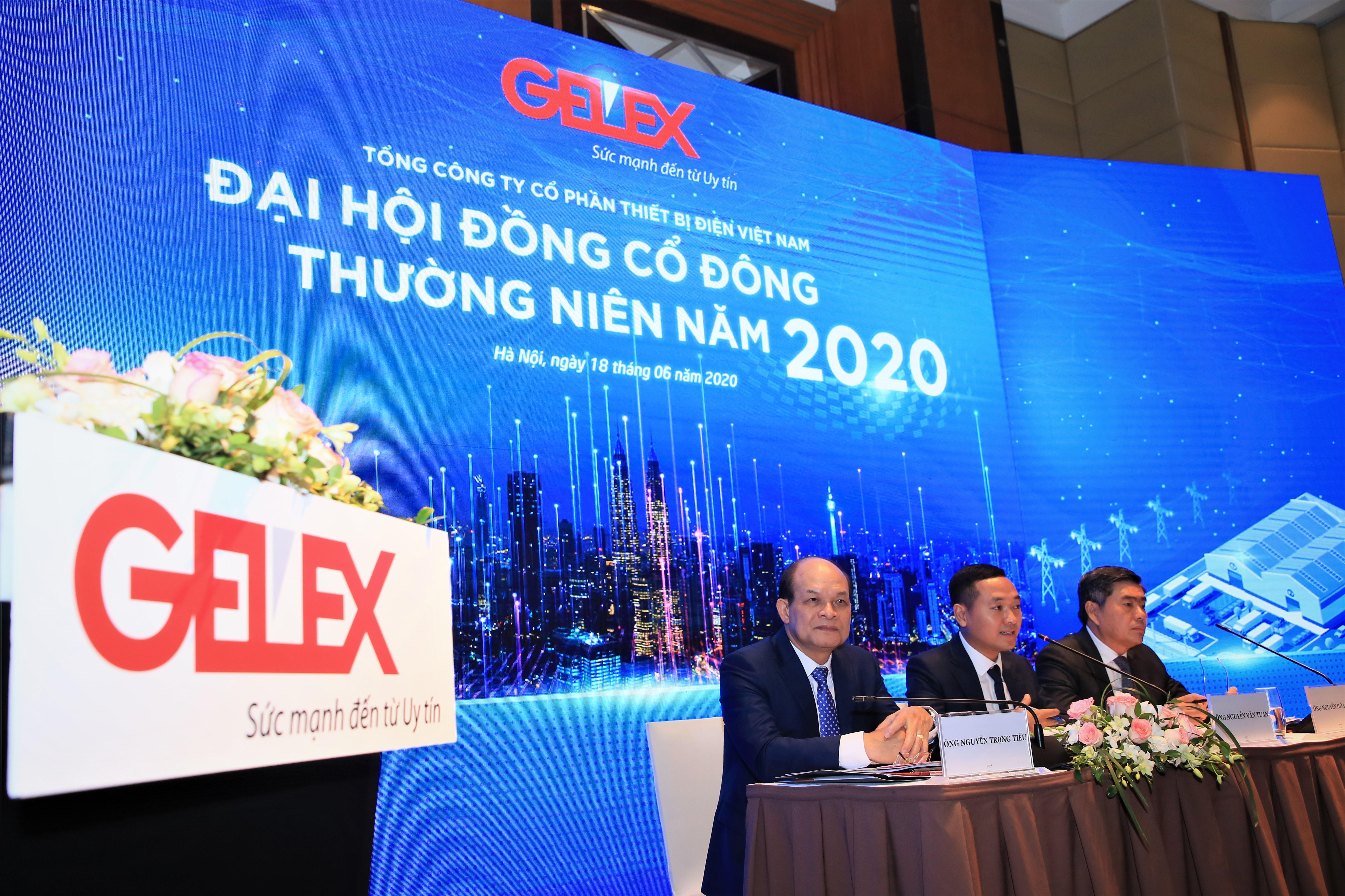 Chủ tịch Nguyễn Văn Tuấn muốn gom thêm 20 triệu cổ phiếu GEX, mục tiêu làm cổ đông lớn của Gelex - Ảnh 1.