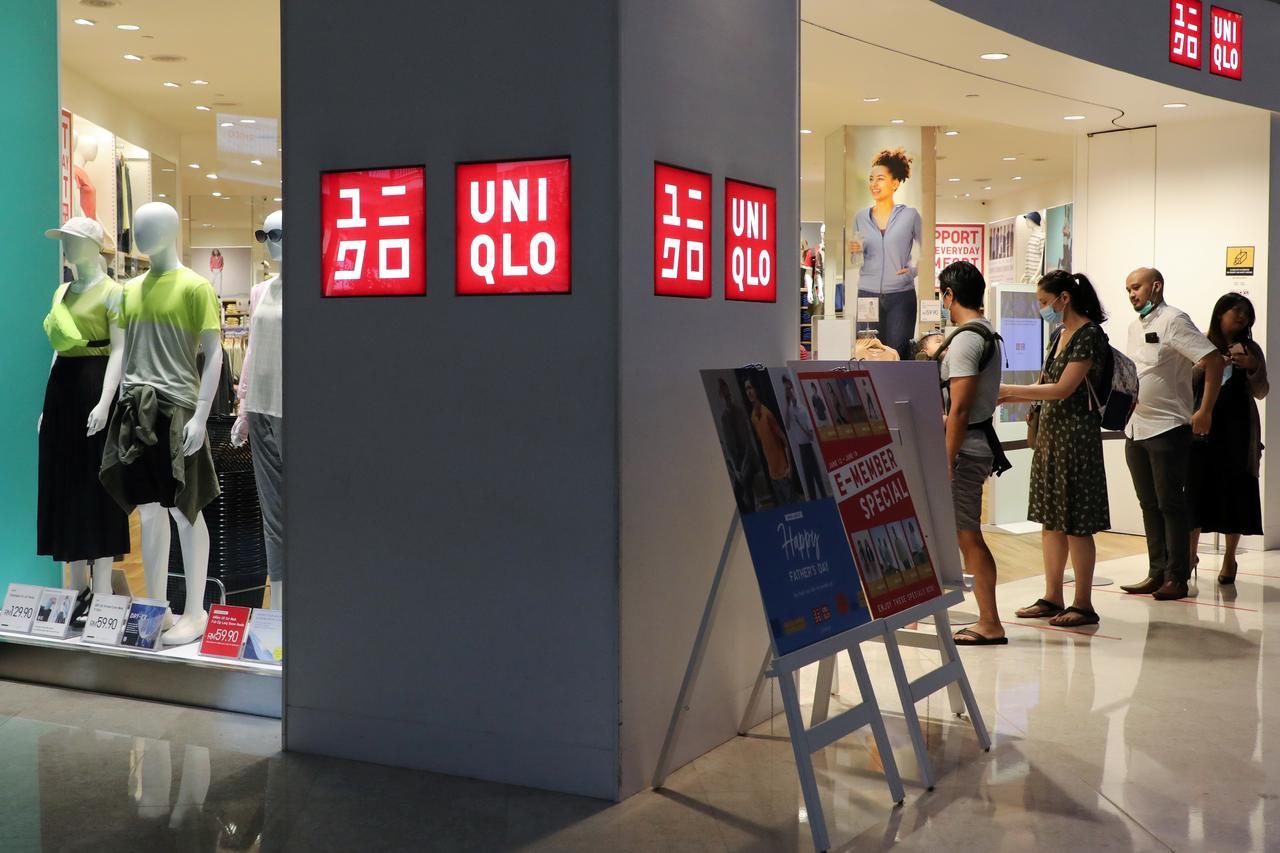 Khẩu trang làm từ vải đồ lót Uniqlo bán đắt như tôm tươi ở Nhật - Ảnh 3.