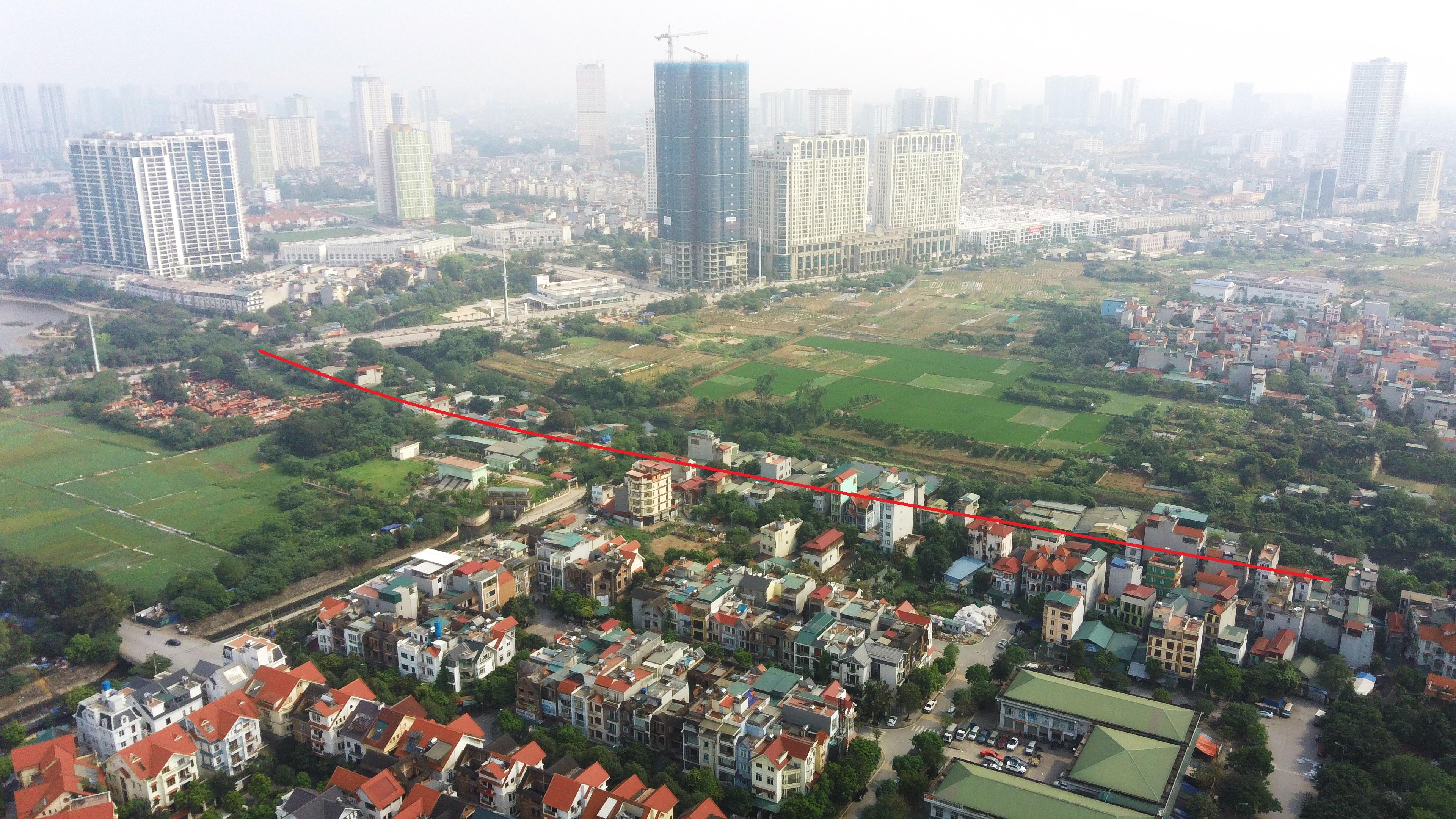 4 đường sẽ mở theo qui hoạch ở phường Trung Văn, Nam Từ Liêm - Ảnh 12.