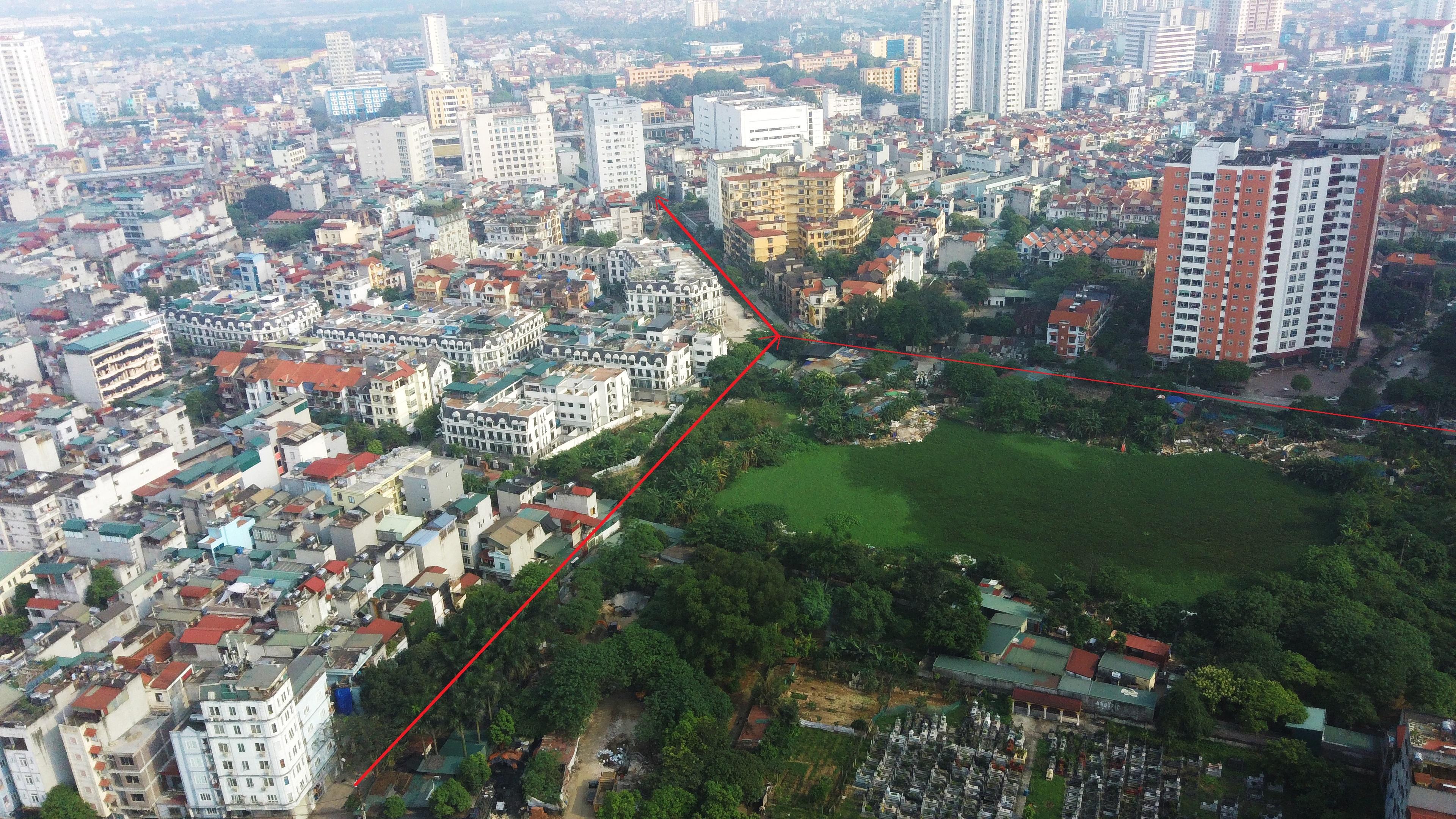 4 đường sẽ mở theo qui hoạch ở phường Trung Văn, Nam Từ Liêm - Ảnh 8.