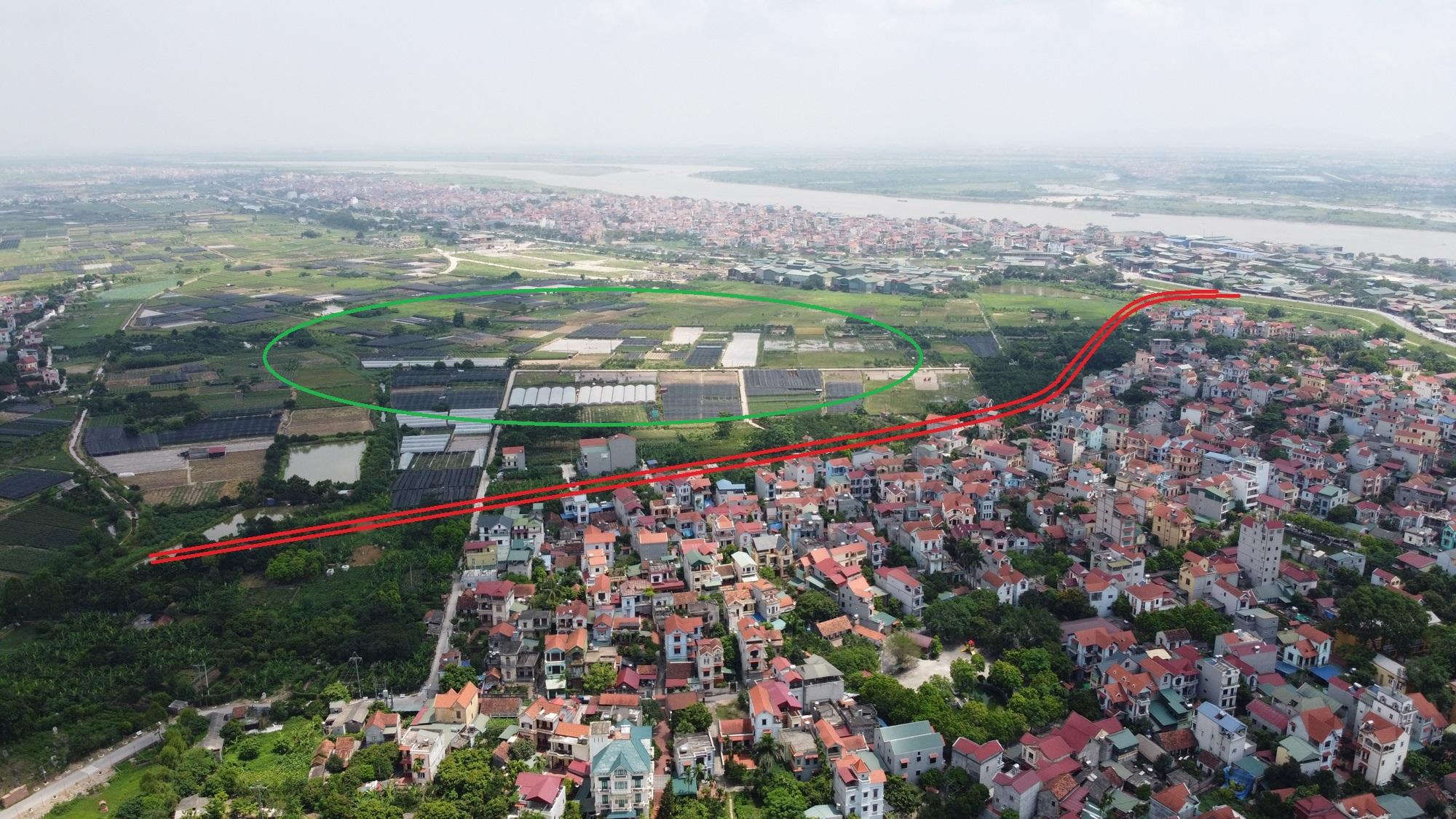 đường sẽ mở theo qui hoạch ở phường Thượng Cát, Bắc Từ Liêm, Hà Nội - Ảnh 15.